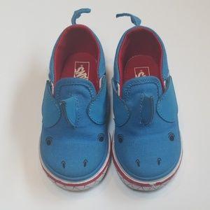 Van's toddler boy shoes